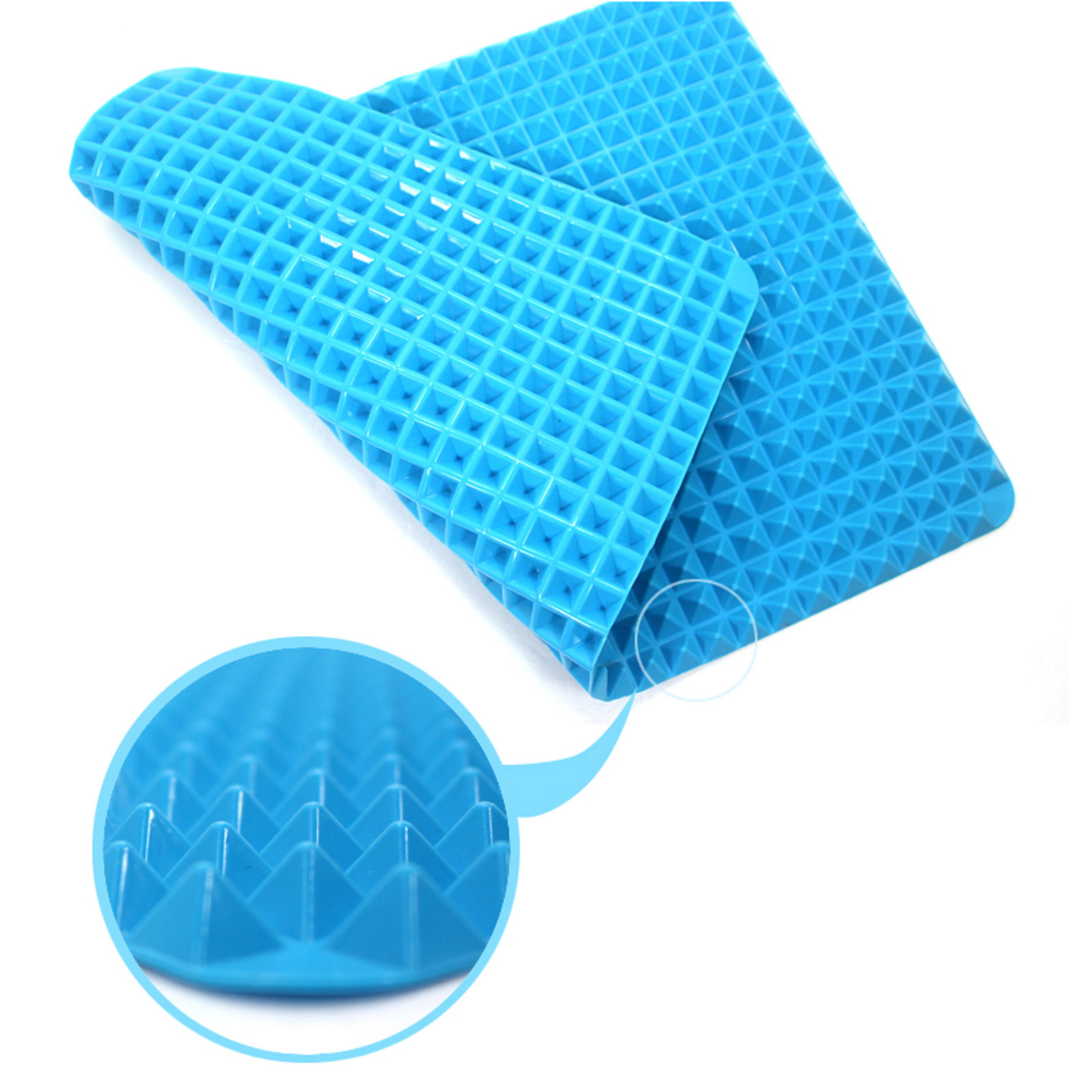 Deco Esterar Dish Silicone Drying Mat Draining Rack
