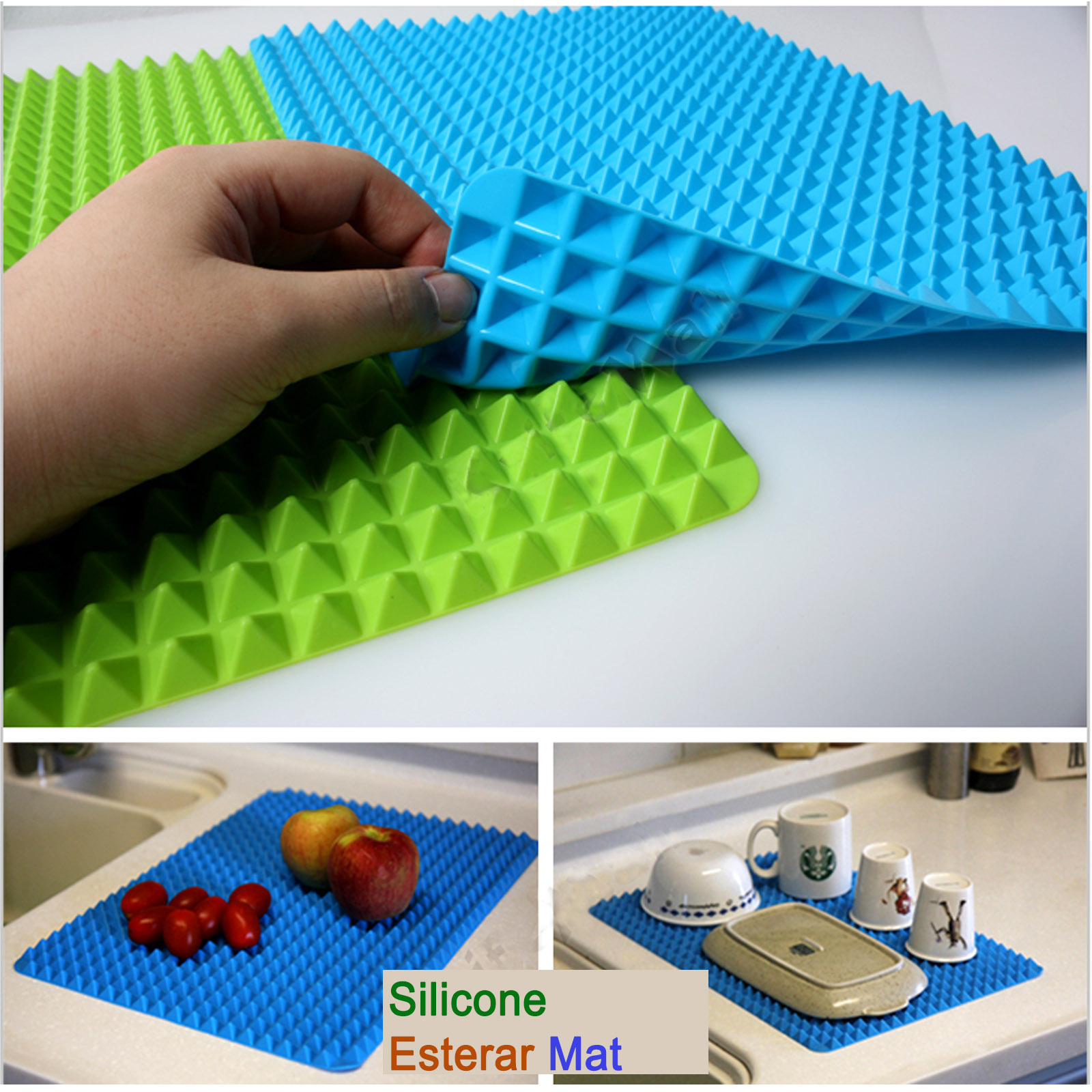 1 Foot Silicone Mat