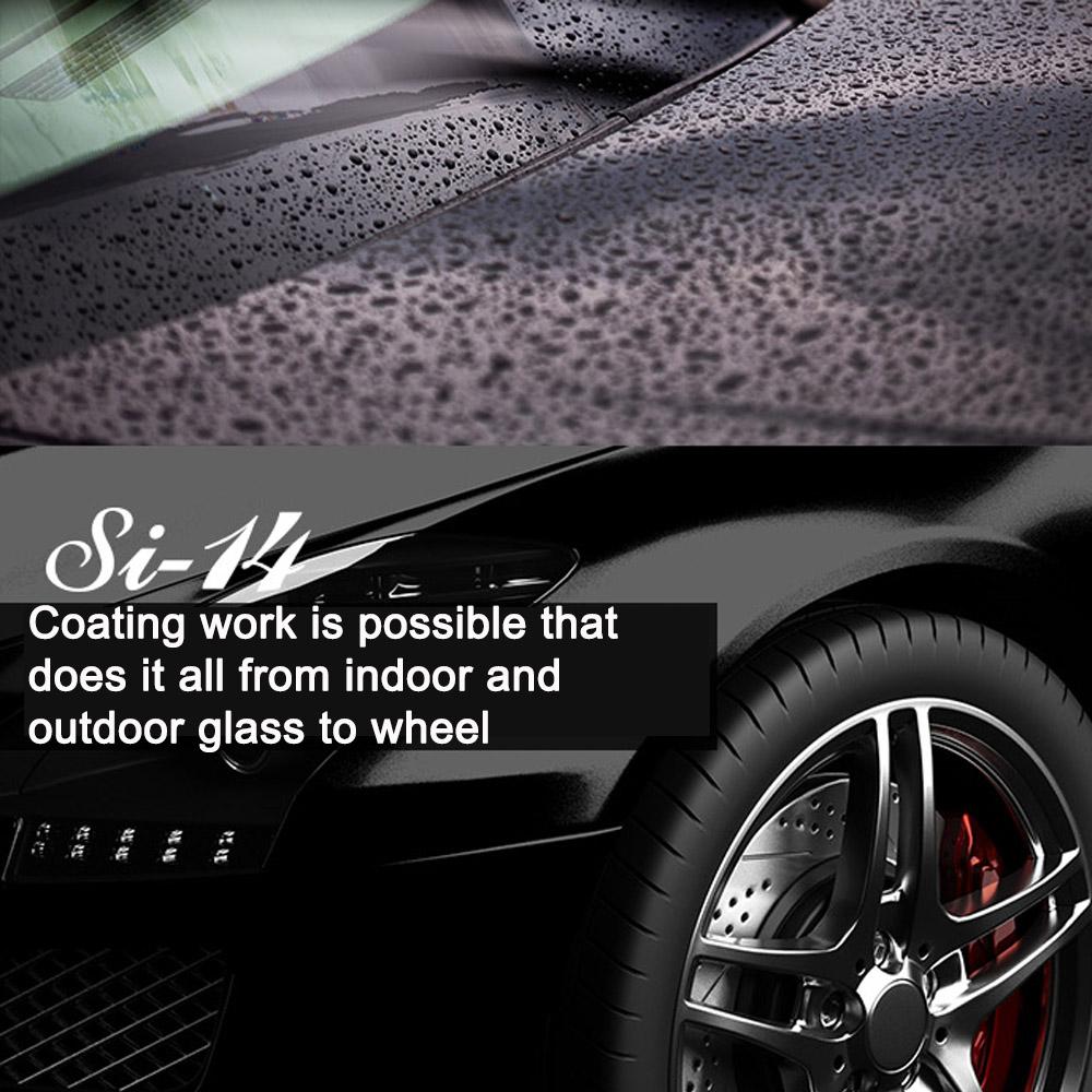 ECO MNC Car Glass Coating Liquid SI-14 Anti Mist Water