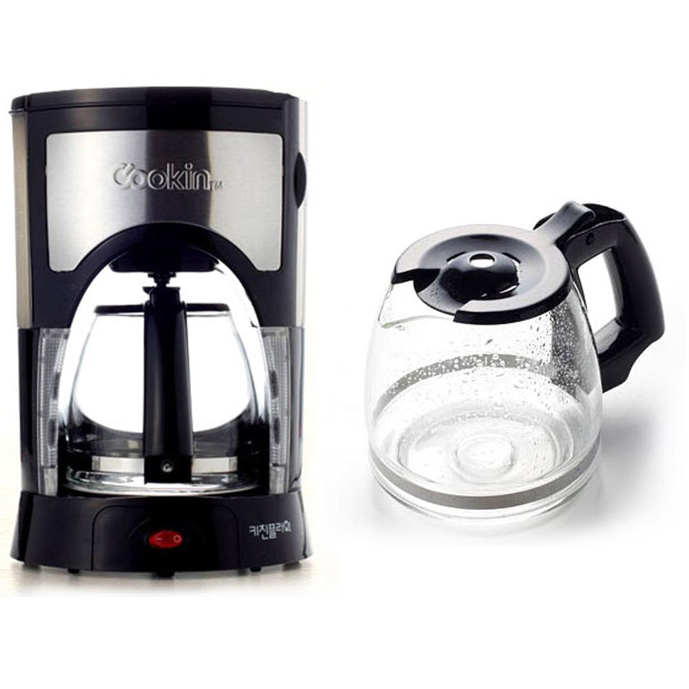 Cookin Mini Coffee Maker Espresso Machine Tea Pot Semipermanent